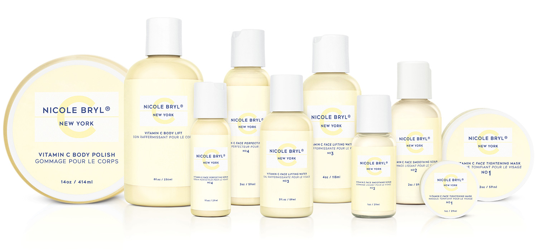 Shop Nicole Bryl Skincare